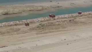 عاااجل : فيديو حصرى لصواريخ حفل الافتتاح بقناة السويس الجديدة
