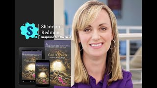 Cave of Secrets Book Trailer - Shannon Redmon