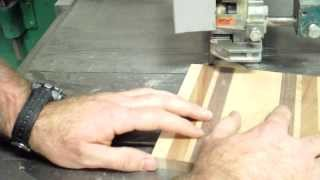 Woodworking Making Cutting Boards