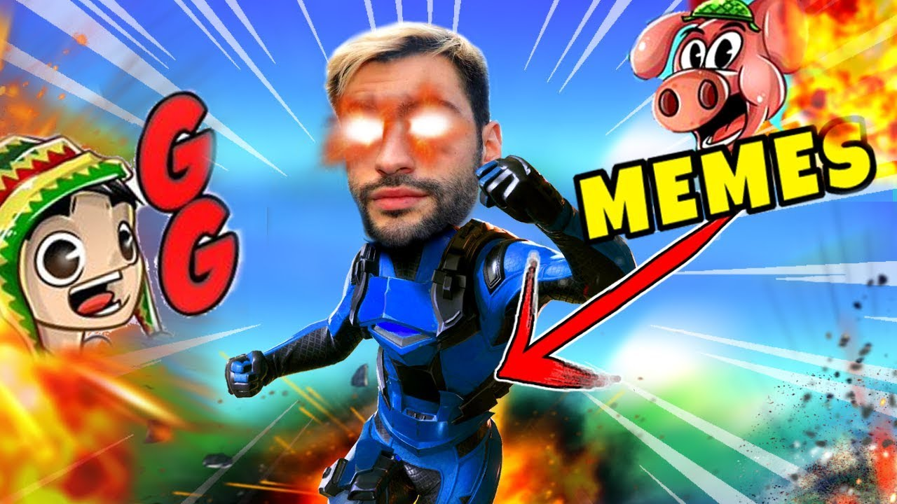 We Enhanced Avxry With This Fortnite Memes Edit - YouTube