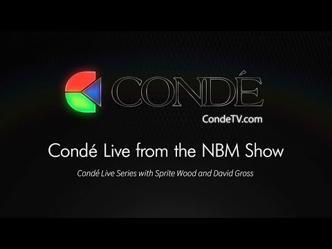 3/30/19 Conde Live from THE NBM SHOW! Join David Gross and Sprite