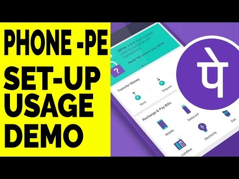 How to use Phonepe App? Setup, Usage & Complete Demo