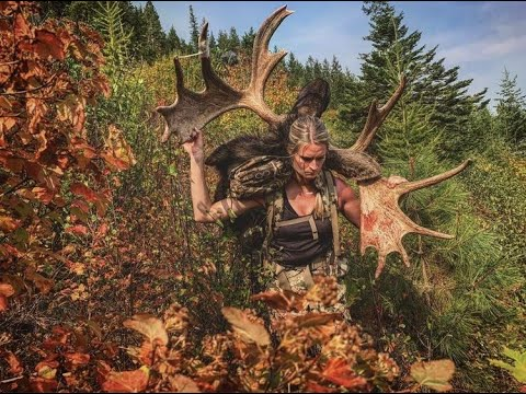 Washington state once in a life time moose hunt 2020