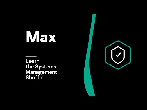 Max Animation: Learn the Systems Management Shuffle