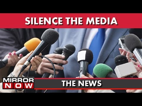 Netas Unite For Silencing Media, Mumbai University Loopholes Exposed I The News
