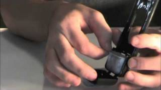 A demonstration on how to replace the DCC-RWF Cuisinart charcoal wa...