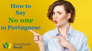 Baixar Four Power Tips to Say No One Correctly in Portuguese