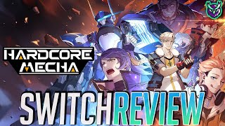Hardcore Mecha Switch Review - MECH-TASTIC? (Video Game Video Review)