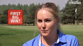 First and Favourites   Charley Hull   Video   Watch TV Show   Sky Sports