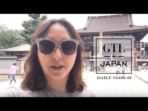 DAILY VLOG #3 Kawasaki Daiji e Yokohama Landmark