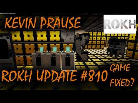 ROKH  Season 2 Episode 7 .  810 Update ( FAILED/Lied ) -  #Crash the server (YES )  NO FIXES !!!!