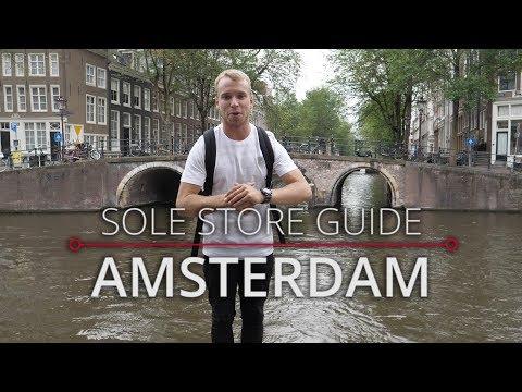 The 13 Best AMSTERDAM Sneaker & Streetwear Shops