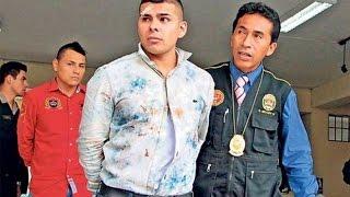 Capturan a Ángelo Espinoza, implicado en caso Oropeza