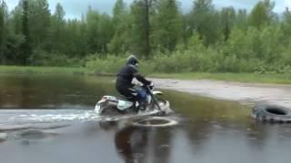 Лучшие эндуро мотоциклы - Suzuki Djebel 250