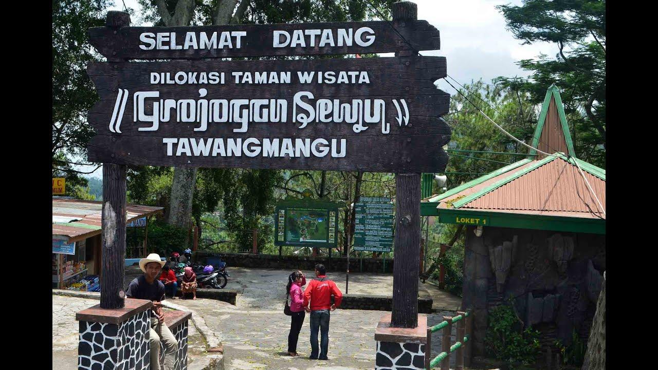 7 Tempat Wisata Terbaik Di Tawangmangu Karanganyar Wajib