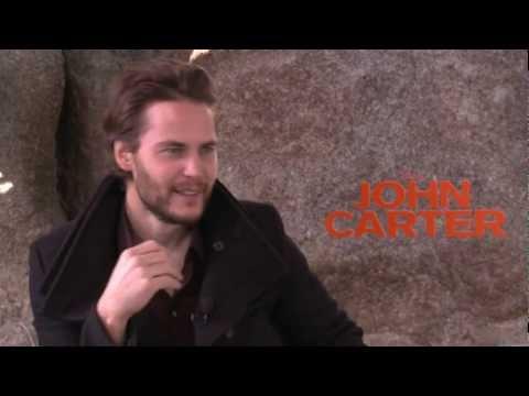 John Carter: Taylor Kitsch Interview