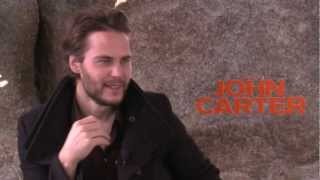 John Carter_ Taylor Kitsch Interview