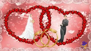 Красивый свадебный футаж!!! Бесплатно!!!