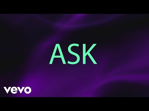 Anthony Evans - Ask (Official Lyric Video)