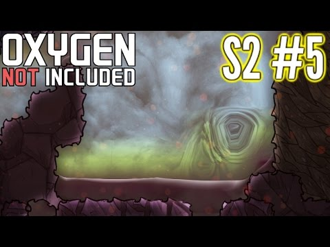 Oxygen Not Included | Part 5 S2 | Steam Water Purification!  | ONI  Gameplay