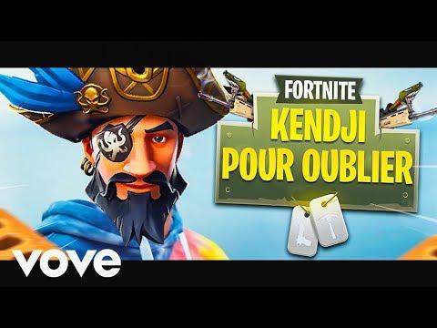 Kendji Girac - Pour Oublier (Parodie Fortnite)