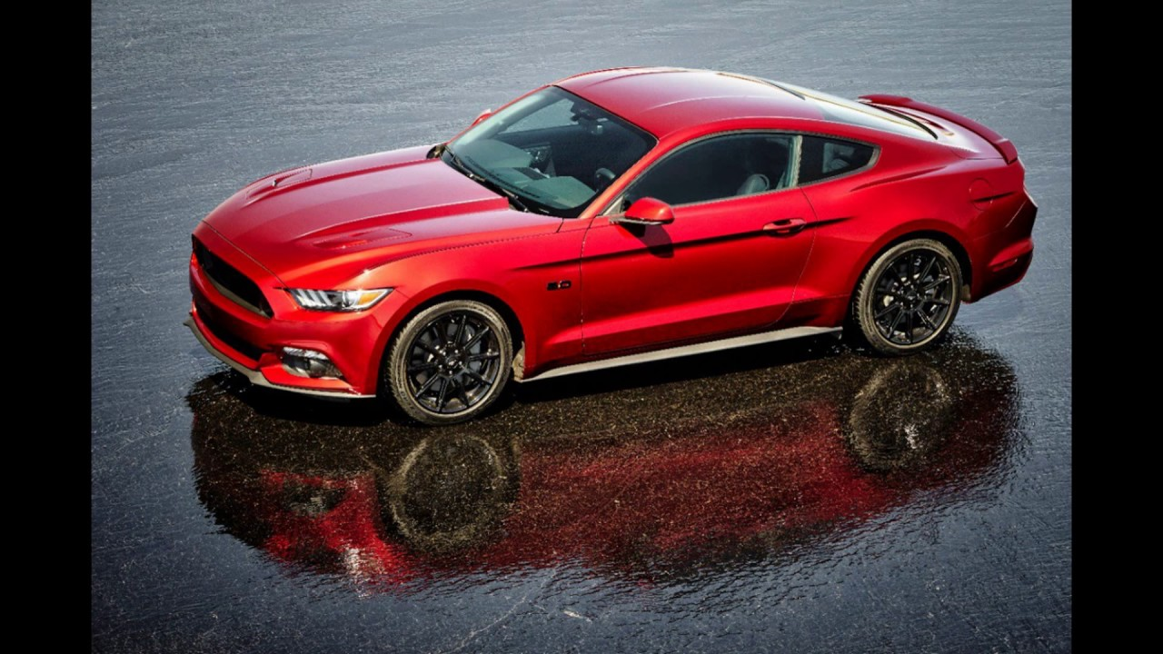 2018 ford new mustang gt premium price youtube. Black Bedroom Furniture Sets. Home Design Ideas