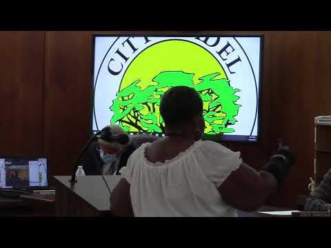 5.A Budget: Questions @ Adel CC 2020-09-08
