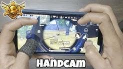 PUBG Mobile   Four Finger Claw Handcam - CONQUEROR
