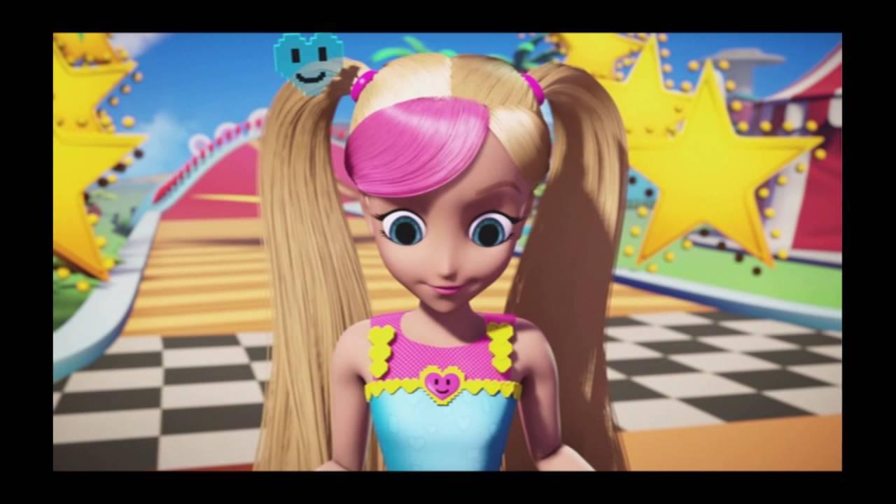 Barbie Video Game Hero Teaser Trailer German Youtube