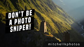 Travel photography tips - Don