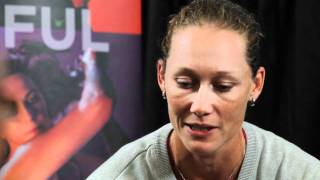 Sam Stosur Post Draw Interview Uncut: Brisbane International 2012