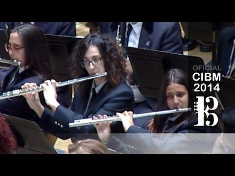CIBM 2014 - Societat Musical 'La Nova' De Xàtiva - Andalucía, Suite nº2 Op. 74
