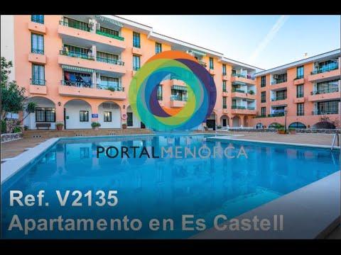 Appartement avec piscine et parking à Es Castell, Minorque