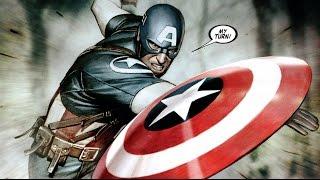 Captain America Tribute [Cut The Cord]