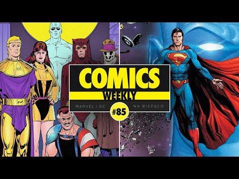 Comics Weekly #85 – Doomsday Clock, czyli Wielka Tajemnicza Siła