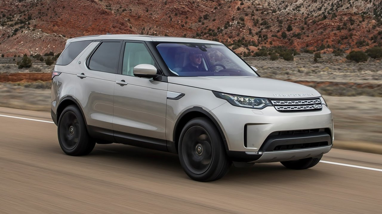 Land Rover Discovery Suv Car Review Youtube