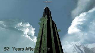 Roblox Life After People : Modern Sky Tower