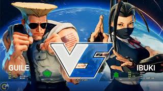 Street Fighter V - Capcom Pro Tour Taiwan 00:45 - Daigo ( Guile ) V...