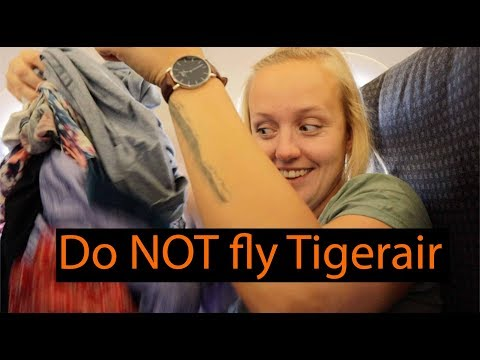 Do NOT Fly With Tigerair