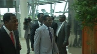 Bénin, Visite du Président Teodoro Obiang Nguema Mbasogo