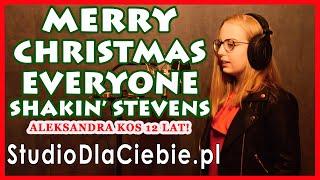 Merry Christmas Everyone - Shakin' Stevens (cover by Aleksandra Kos) #1525