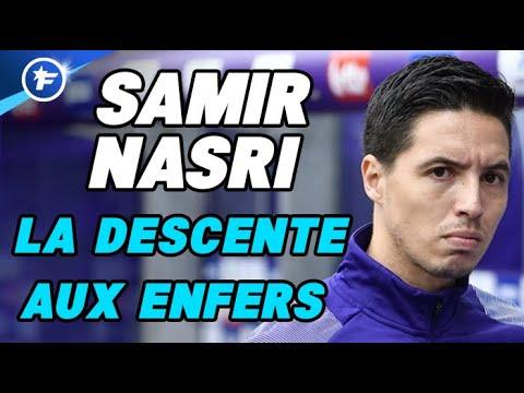 Samir Nasri, la descente aux enfers