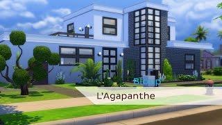 [Let's Build] Maison Contemporaine l'Agapante