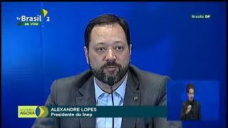 Em Entrevista Coletiva, O Ministro Da Educação, Abraham Weintraub, Faz Balanço Do Enem/2019
