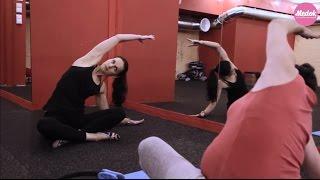 Тренеры 9 Залов о пользе тренировок для беременных для проекта Medok