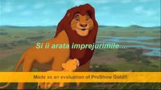Trilogia Lion King - Mufasa si Simba