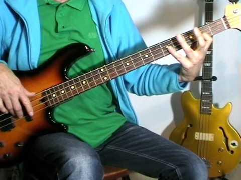 Fleetwood Mac - As Long As You Follow - Bass Cover