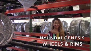Factory Original Hyundai Genesis Wheels & Hyundai Genesis Rims – OriginalWheels.com