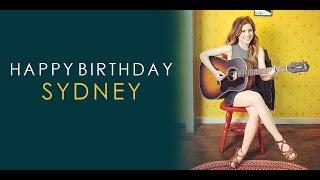 Sydney's 19th Birthday