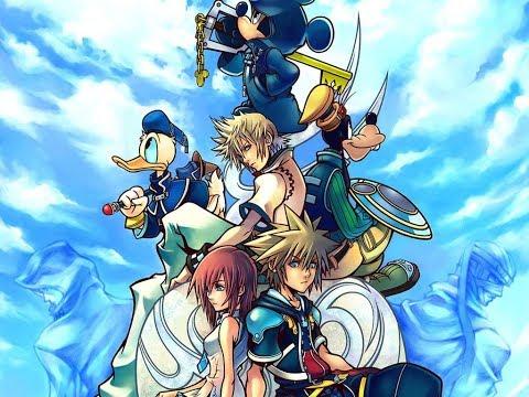 RPG hell: Kingdom Hearts 2 (1/4)
